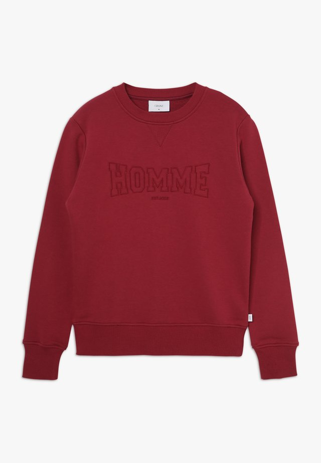 KENNEDY - Sweatshirt - winter red