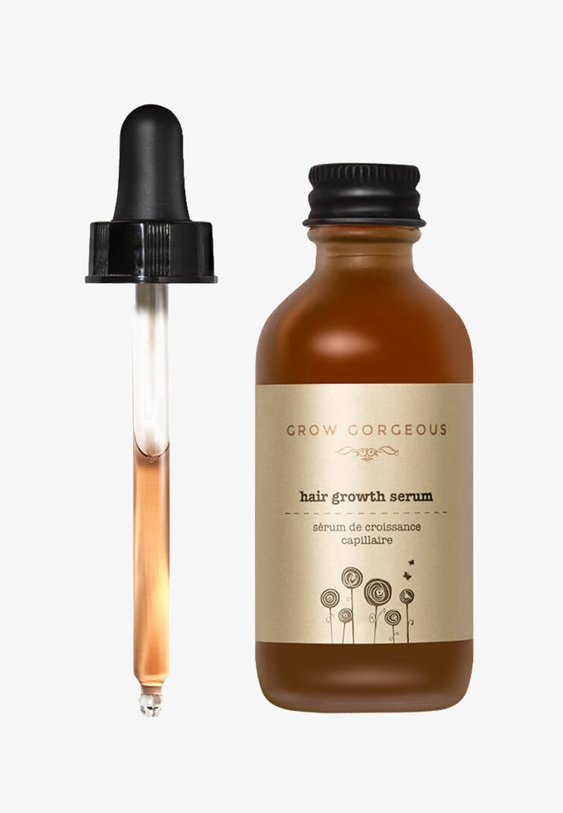 Grow Gorgeous - HAIR GROWTH SERUM - Hårpleje - -