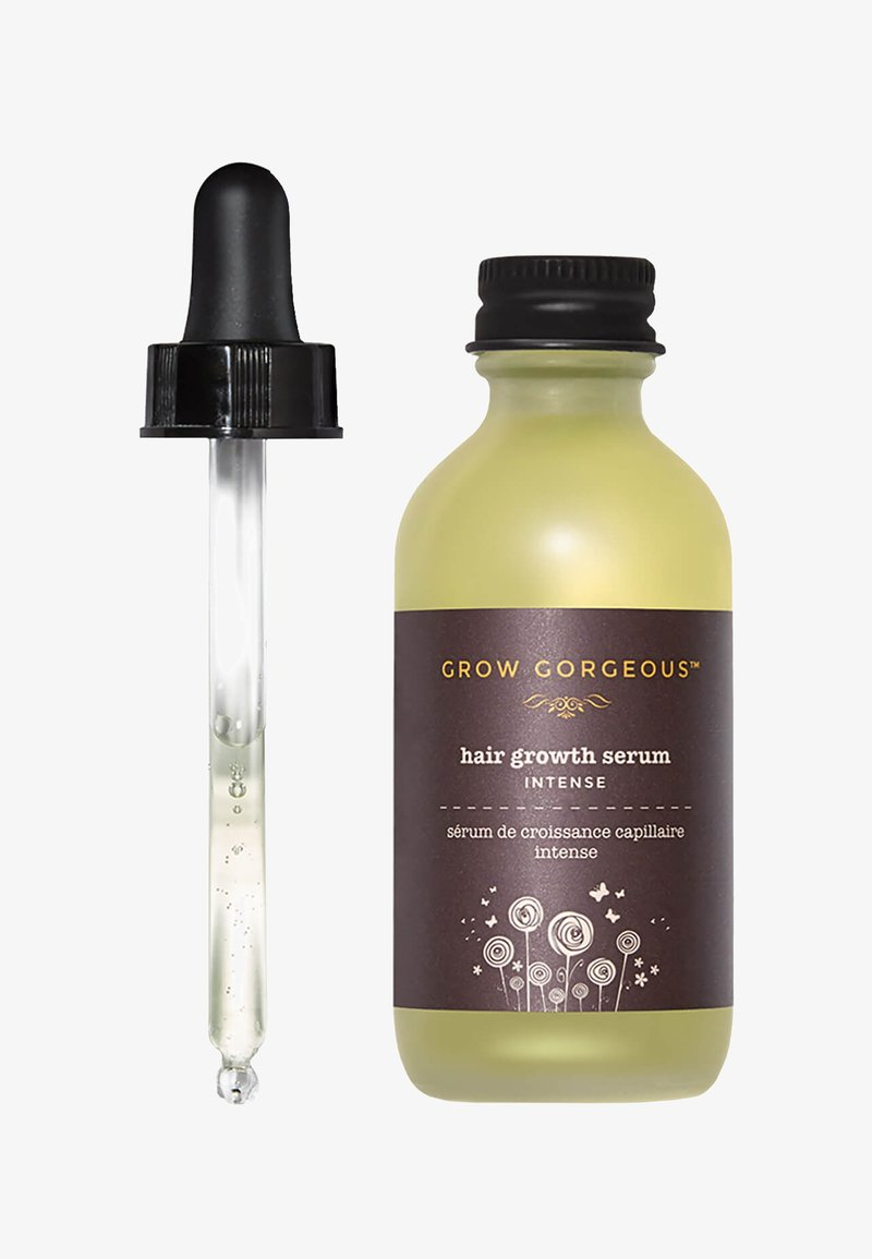 Grow Gorgeous - HAIR GROWTH SERUM INTENSE - Hair treatment - -