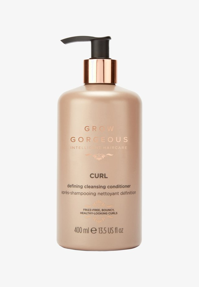CURL CLEANSING CONDITIONER 400ML - Odżywka - -
