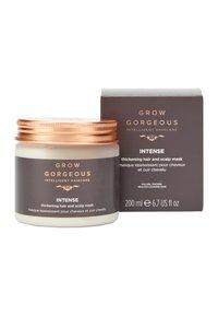 Grow Gorgeous - INTENSEHAIR & SCALP MASK 200ML - Haarpflege - - - 1