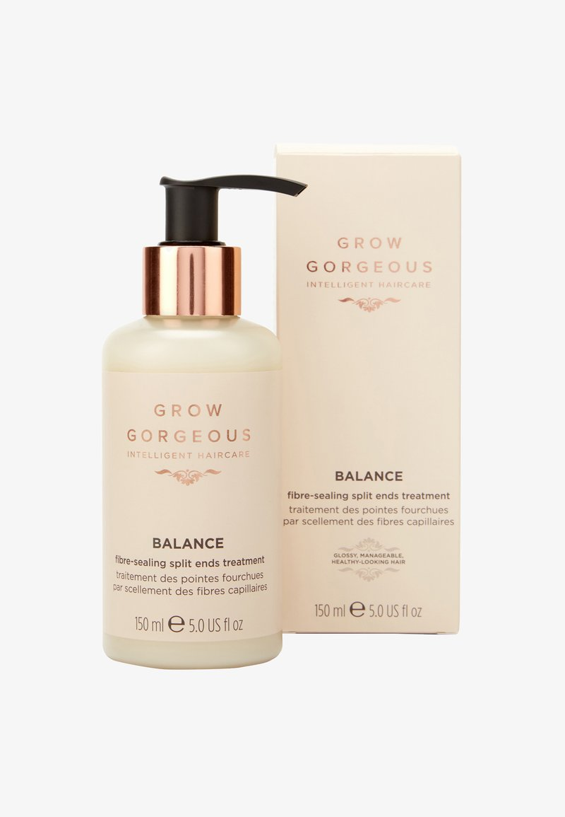 Grow Gorgeous - BALANCE SPLIT ENDS TREATMENT 150ML - Haarverzorging - -