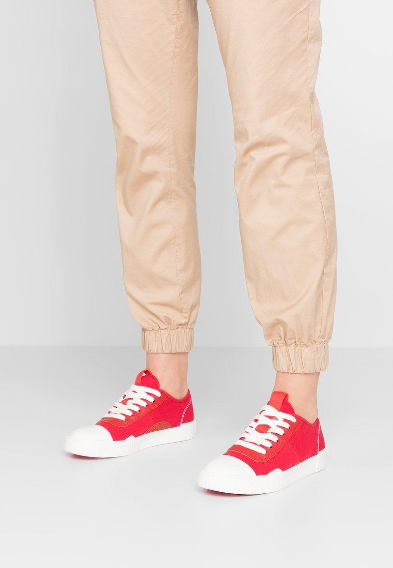 G-Star - RACKAM PARTA  - Sneakers - deep flame
