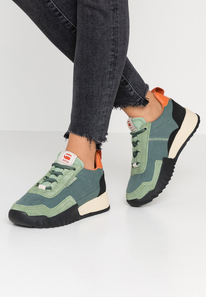 G-Star - GHILLIE ROVIC RUNNER - Trainers - balsam