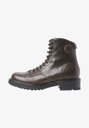 Veterboots - bean brown