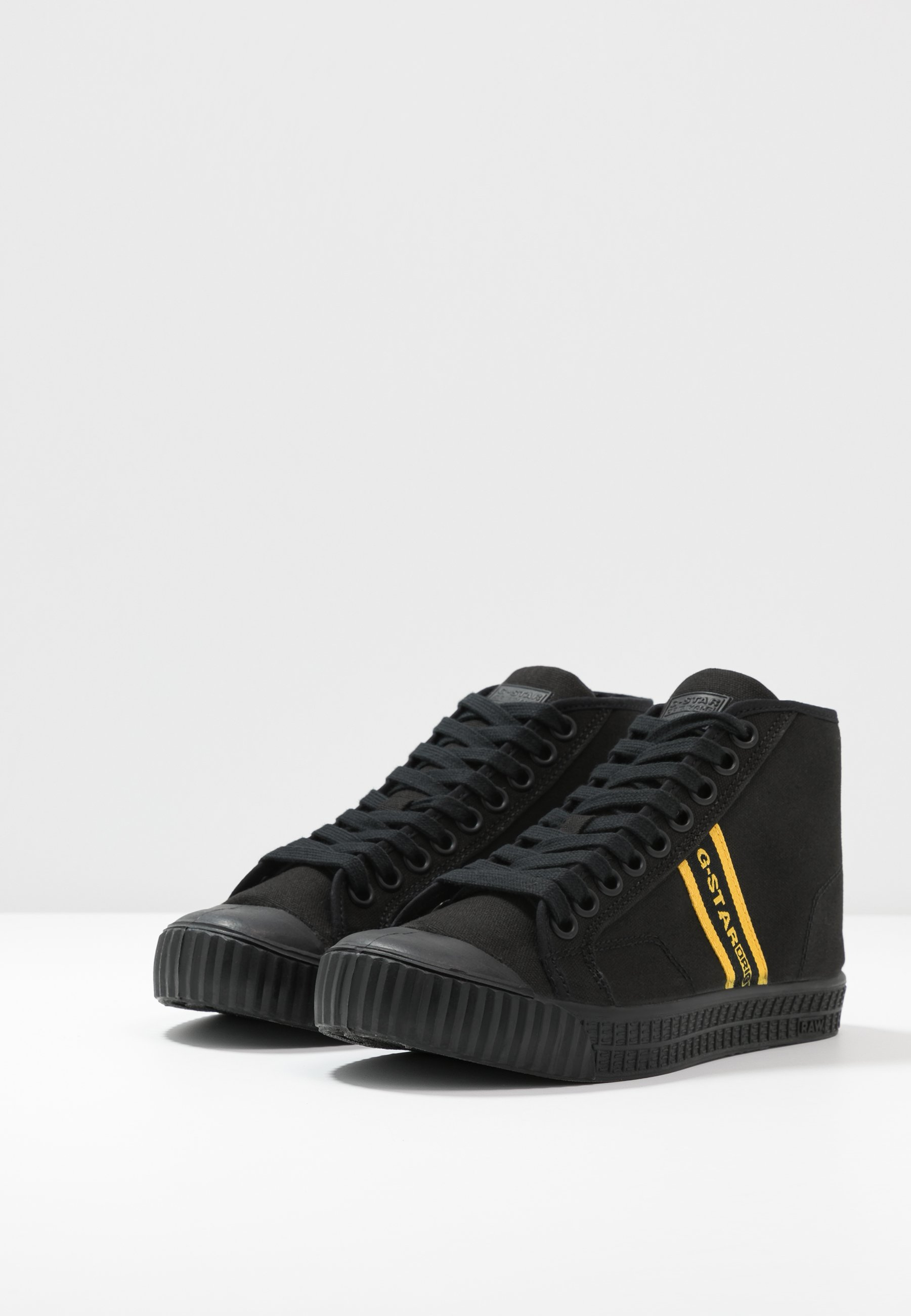 G-star Rovulc High Ii - Baskets Montantes Black