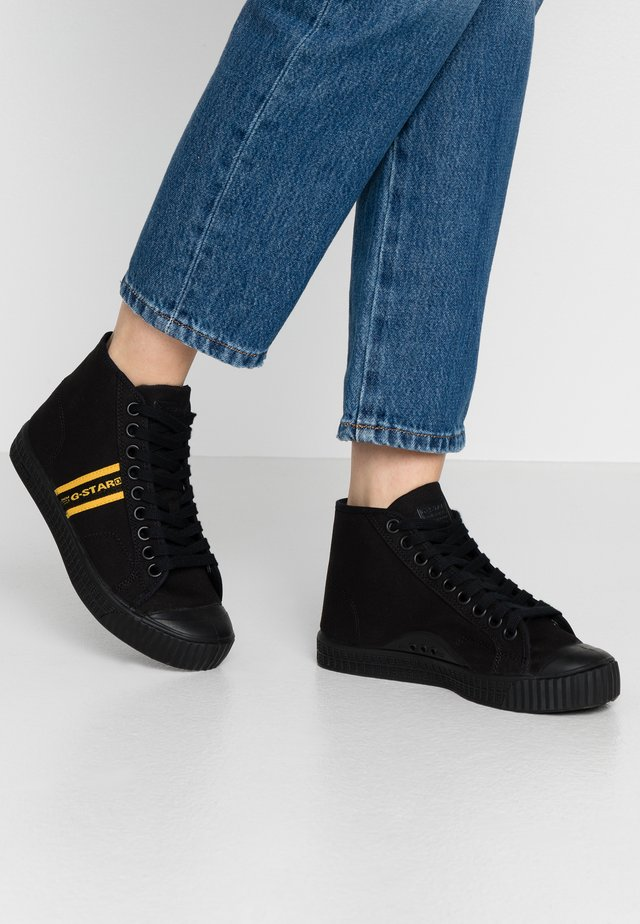 ROVULC HIGH II - Sneakersy wysokie - black