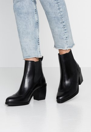 TACOMA BOOT - Boots à talons - black