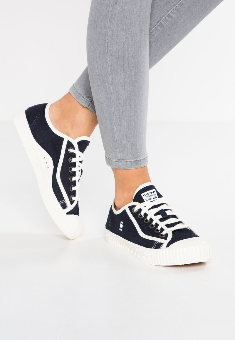 G-Star - ROVULC HB WMN - Sneaker low - dark navy