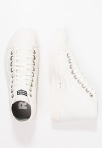 G-Star - ROVULC MID - Baskets montantes - white - 2