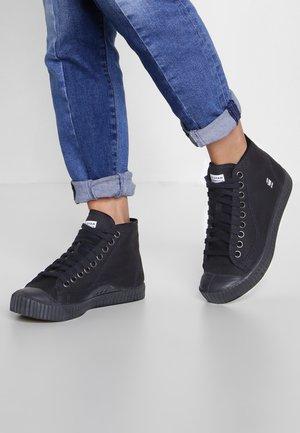 ROVULC MID - Baskets montantes - black