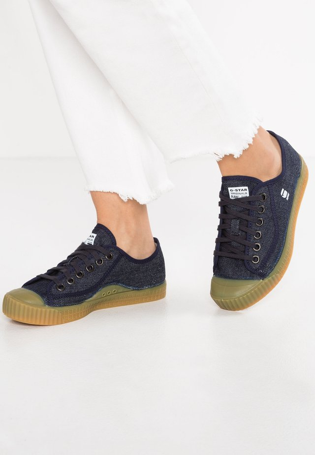 ROVULC ROEL LOW - Sneakers - dark navy