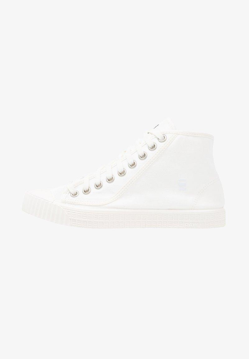 G-Star - ROVULC HB MID - Sneakers hoog - white