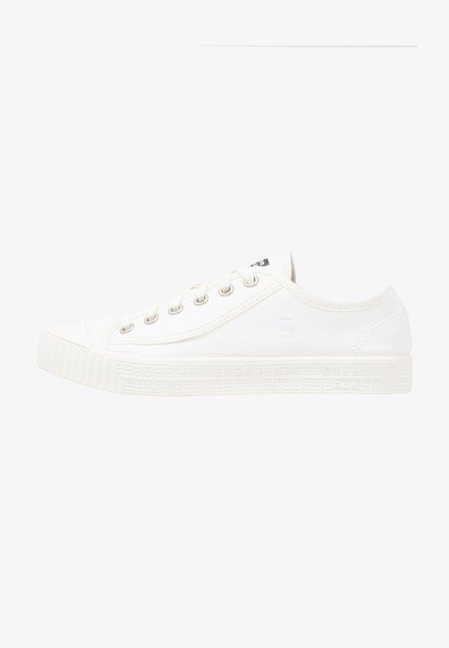 ROVULC - Sneakersy niskie - white