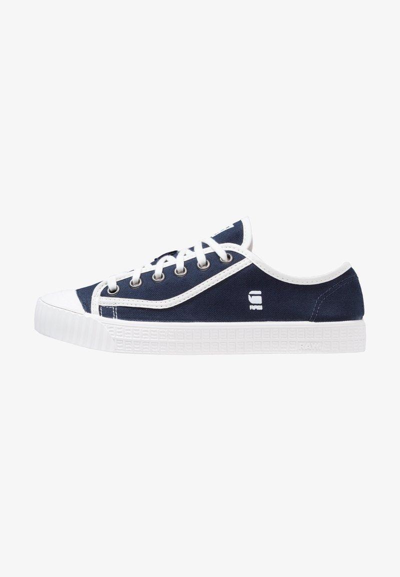 G-Star - ROVULC HB LOW - Sneakers laag - dark navy