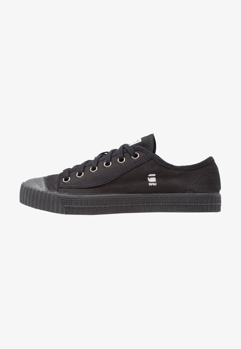 G-Star - ROVULC HB LOW - Zapatillas - black