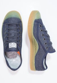G-Star - ROVULC ROEL LOW - Sneaker low - dark navy - 1