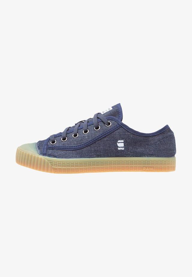 ROVULC ROEL LOW - Baskets basses - dark navy