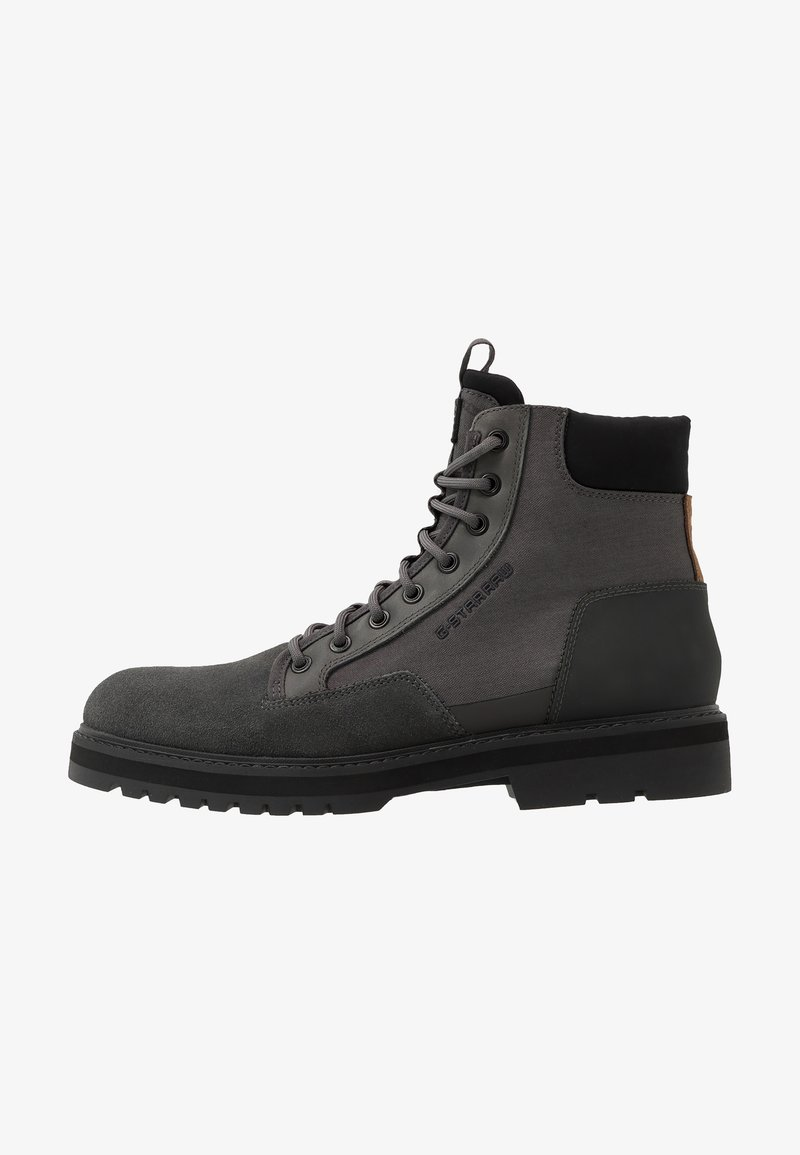 G-Star - POWEL BOOT - Lace-up ankle boots - rover
