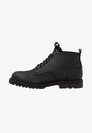 CORE DERBY BOOT II - Lace-up ankle boots - black