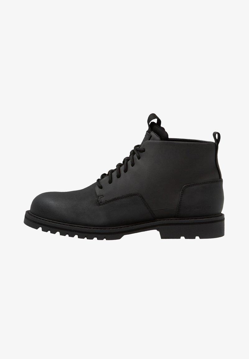 G-Star - CORE DERBY BOOT II - Šněrovací kotníkové boty - black
