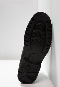 G-Star - CORE DERBY BOOT II - Šněrovací kotníkové boty - black - 3