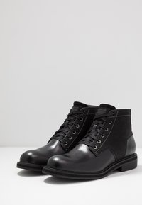 G-Star - GARBER DERBY BOOT - Lace-up ankle boots - black - 2