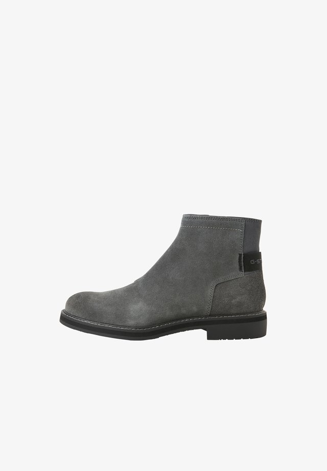 GARBER ZIP - Bottines - grey