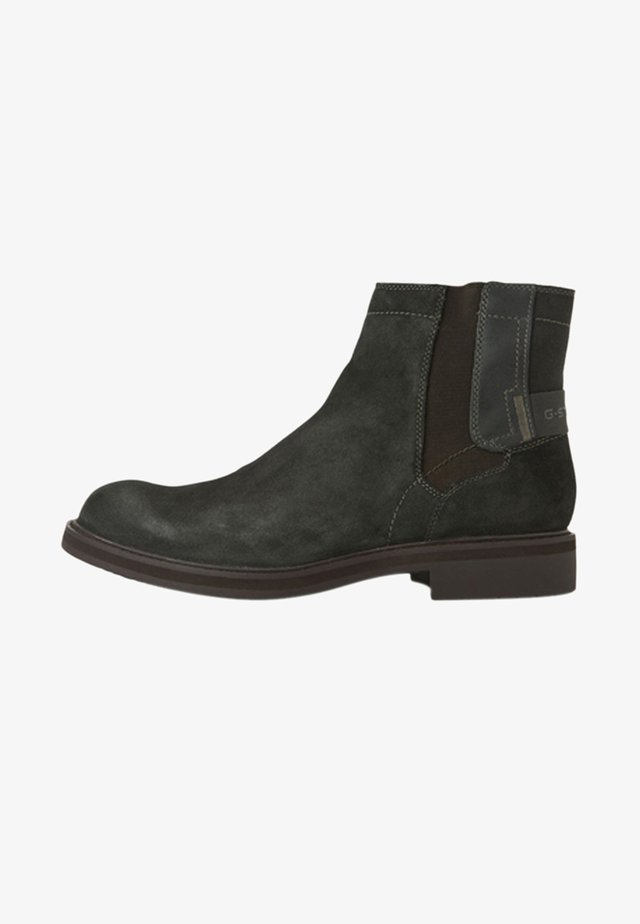 GARBER CHELSEA - Bottines - asfalt