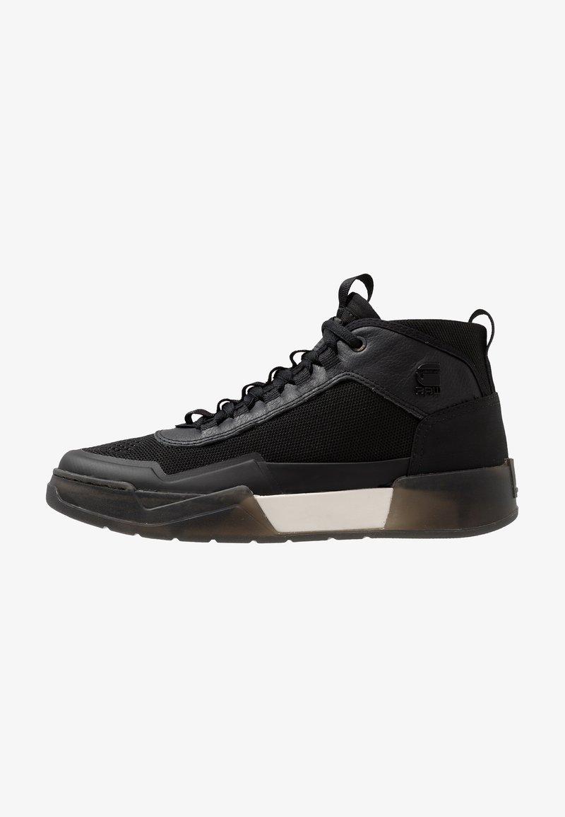 G-Star - RACKAM GRAFT - Sneaker high - black