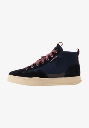 RACKAM CORE MID - Sneakers hoog - dark saru blue