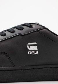 G-Star - CADET - Sneakers laag - black - 5