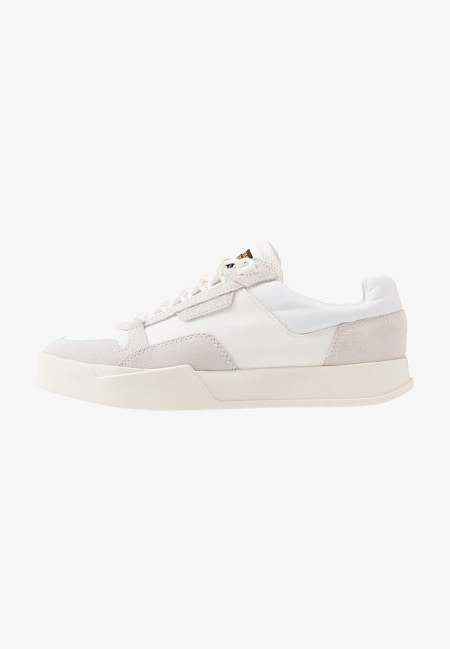 RACKAM VODAN LOW II - Sneakersy niskie - white