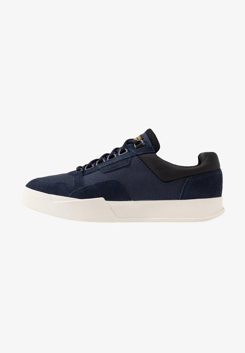 G-Star - RACKAM VODAN LOW II - Baskets basses - dark saru blue