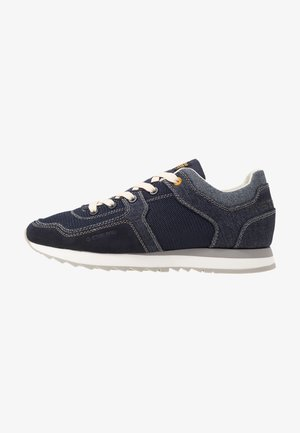 CALOW DENIM II - Sneakers - dark saru blue