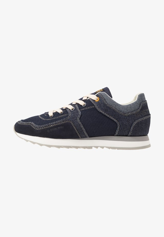 CALOW DENIM II - Zapatillas - dark saru blue