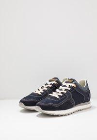 G-Star - CALOW DENIM II - Sneakersy niskie - dark saru blue - 2