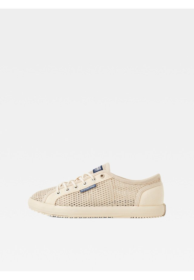 Sneakers laag - bisque