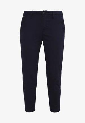 BRONSON MID SKINNY CHINO  - Kalhoty - mazarine blue