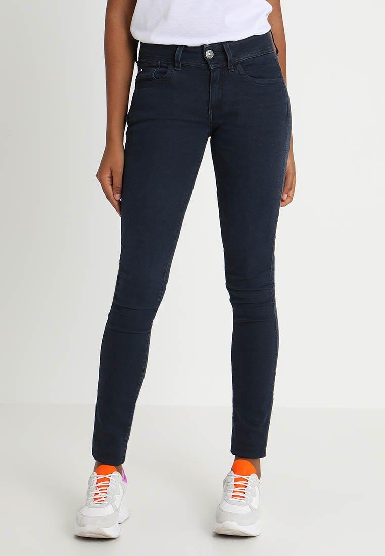 G-Star - LYNN MID SKINNY COJ - Jeans Skinny Fit - slander superstretch od