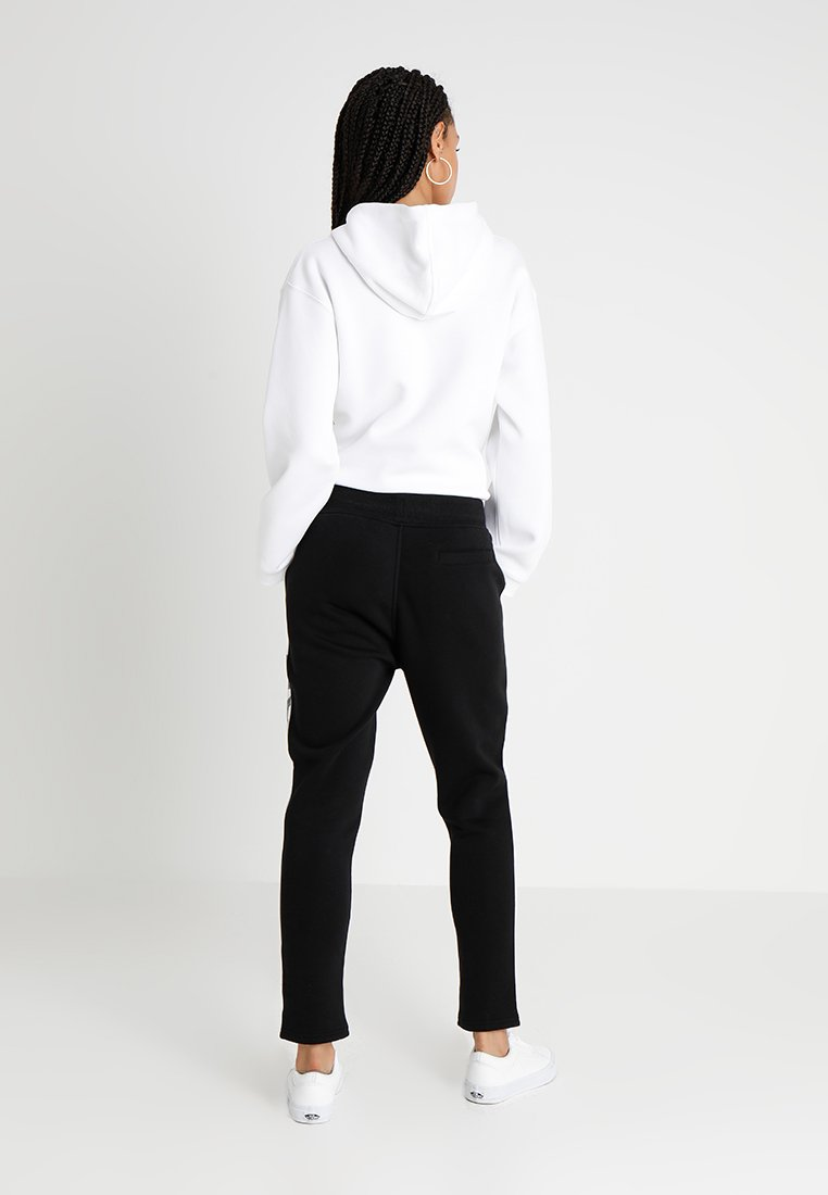 de Star BILBI black CROPPED G white WMNPantalon SW ART survêtement SLIM PANT b6f7gy