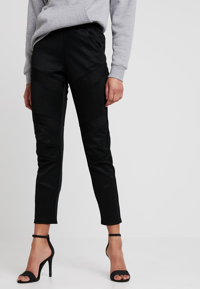 G-Star - MOTAC-X SLIM SW PANT WMN - Trousers - black