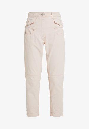 ARMY RADAR MID - Trousers - liquid pink