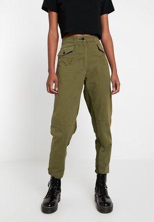 ARMY RADAR MID - Trousers - sage
