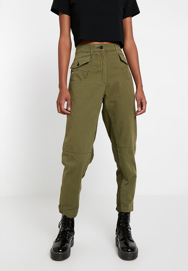 ARMY RADAR MID - Pantalones - sage