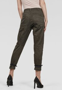 G-Star - ARMY RADAR BOYFRIEND STRAP - Broek - gray - 1