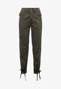 G-Star - ARMY RADAR BOYFRIEND STRAP - Broek - gray - 4