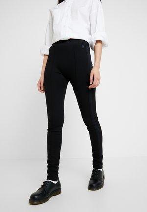 NOSTELLE HIGH LEGGING WMN - Leggings - black/sartho blue