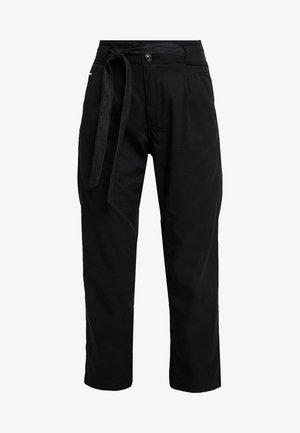 CHISEL MID ANKLE - Pantaloni - black
