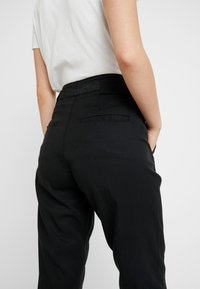 G-Star - CHISEL MID ANKLE - Trousers - black - 5